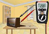 Универсальный мультиметр для общих электроизмерительных работ MultiMeter-Pocket Laserliner 083.032A, фото 5