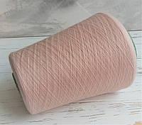 Пряжа Кашемир 100%  Gariaggi  , розовый пудровый.