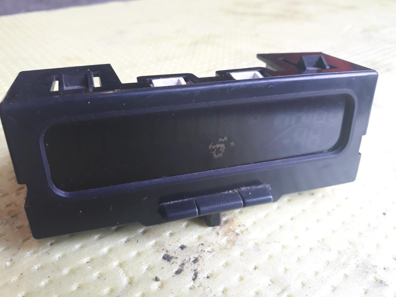 Дисплей информационный Renault Scenic 1 Megane 1 рено сценик 1 7700428029