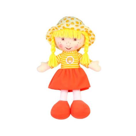 Мягконабивная кукла Апельсинка, 36 см «Devilon» (31814-4), фото 2
