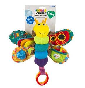 Развивающая игрушка для малышей 'Мотылек Фредди'