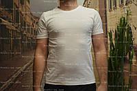 Футболка мужская, размер 50,52,54. белая