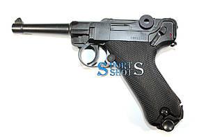 Пневматичний пістолет Umarex Luger Parabellum P08