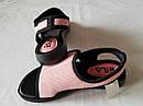 Босоножки сандалии женские фила бренда Violeta Размеры 36- 41, фото 5