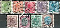 Дания 1913-1928
