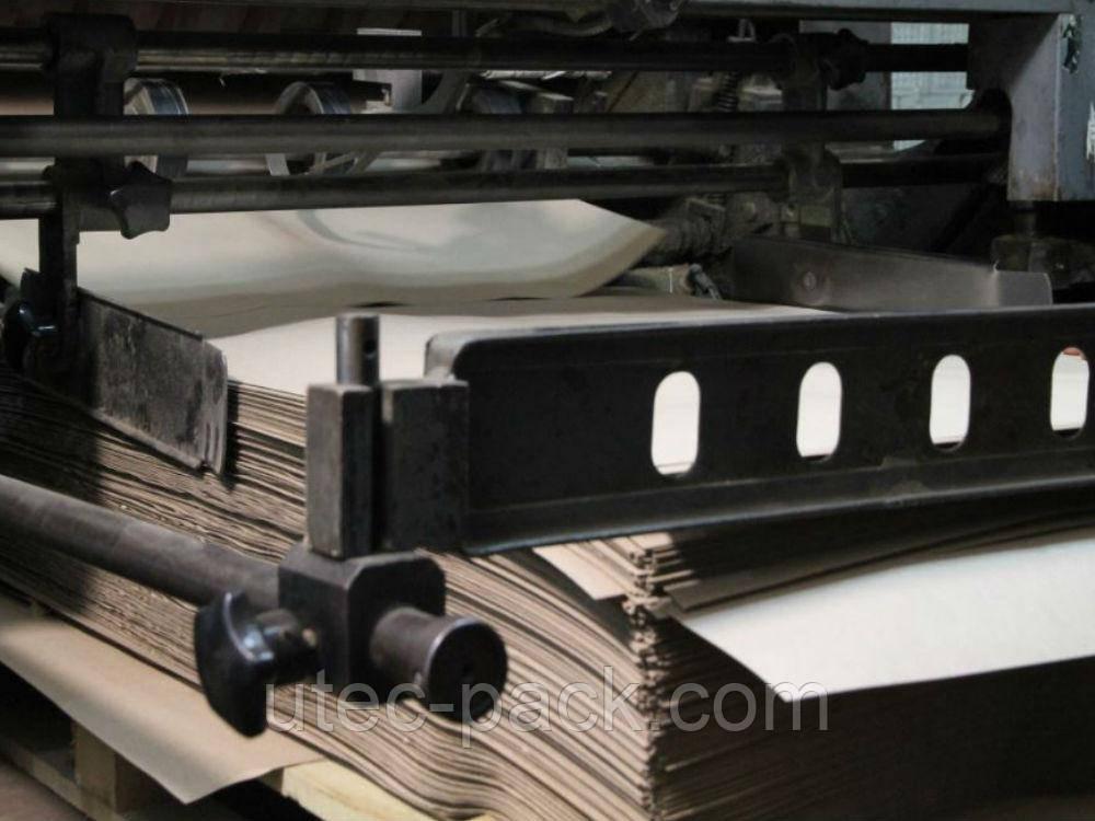 Розмотування та порізка рулонів паперу та картону
