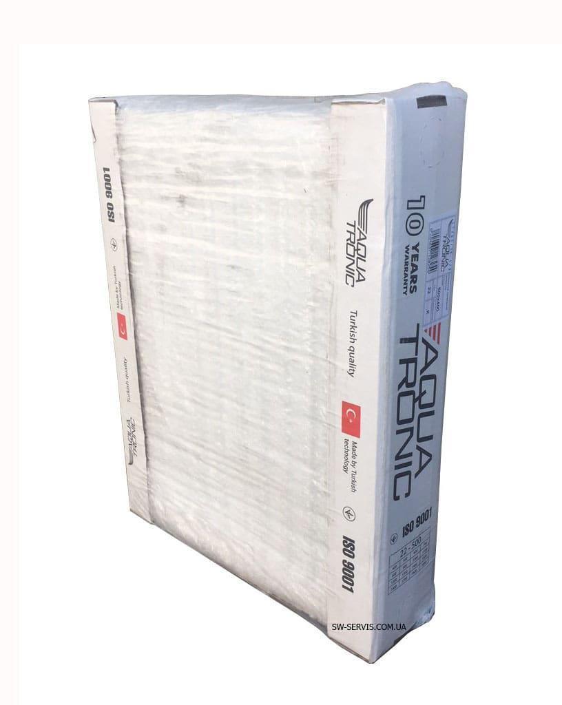 Панельный радиатор 22 тип 600*1100 Aquatronic