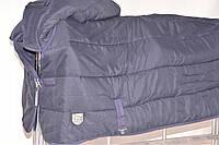 Попона для коня зимова з капором 145 см 600D 250 г