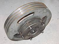 Шкив муфты ЗМ-60А в сборе, фото 1