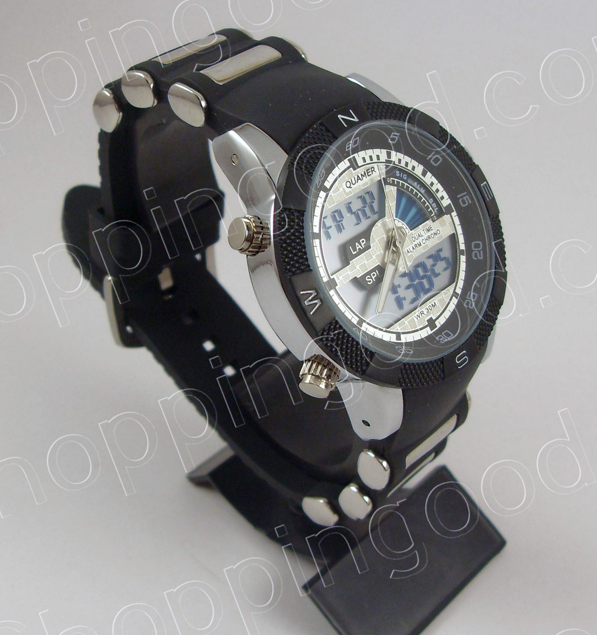 часы quamer wr30m инструкция
