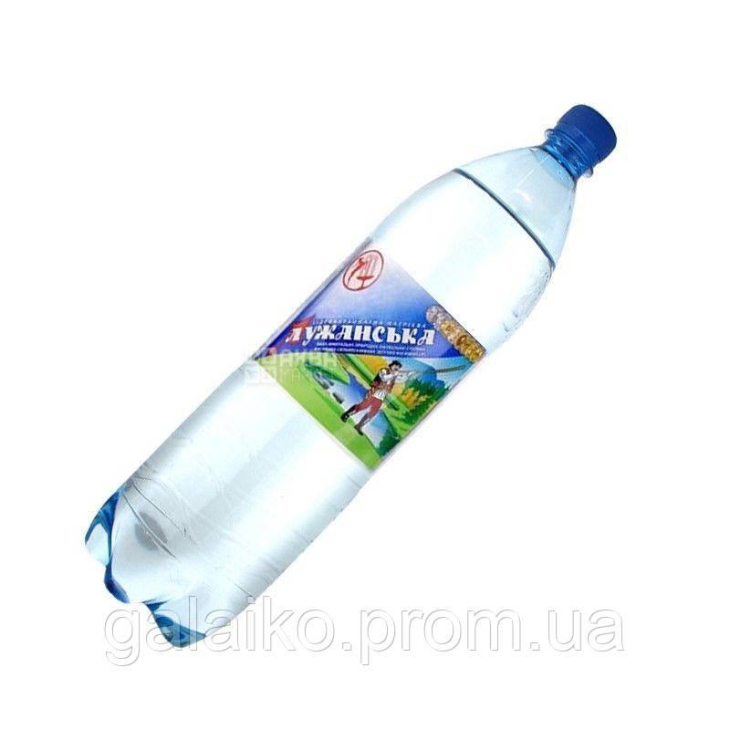 """Вода """"Лужанська"""" пет 1,5 л (6)"""