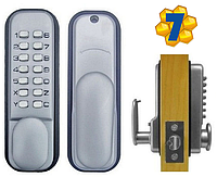 Дверной Кодовый Замок Механический Цифровой Врезной в Дверь для Двери, модель 20-S
