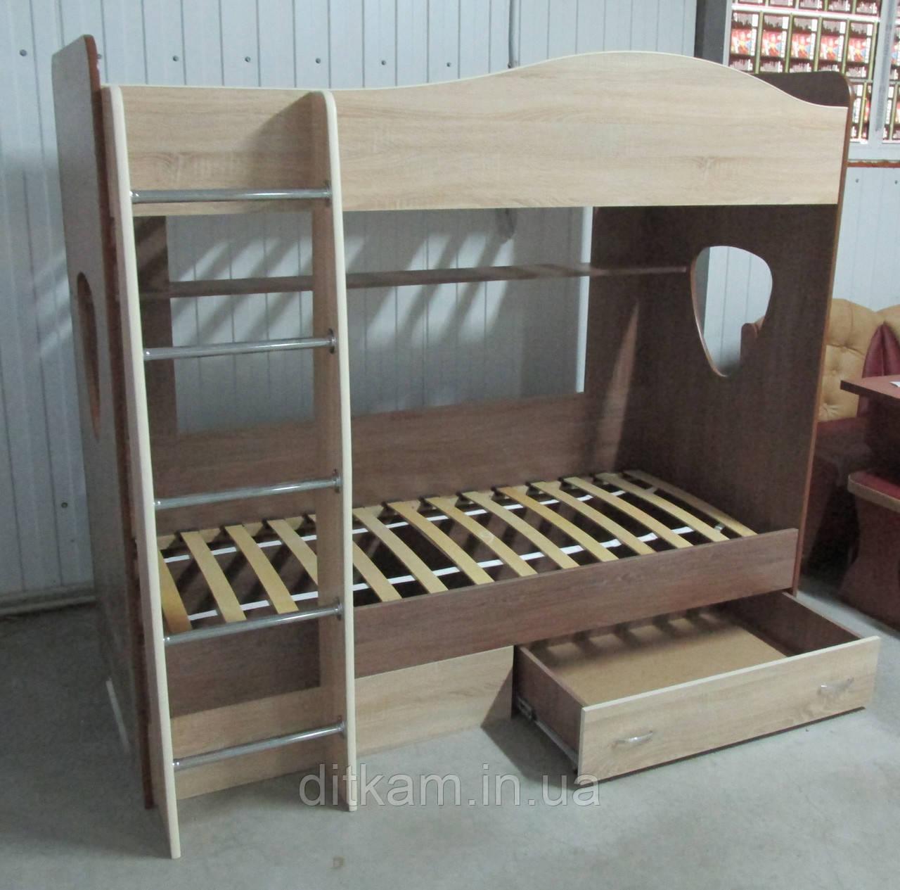 Кровать двухъярусная Simba 2