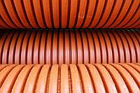 Труба Magnaplast 400x6000 гофрированная канализационная