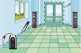Прибор для контроля кабельных и проводных линий CableChecker Laserliner 083.065A , фото 4
