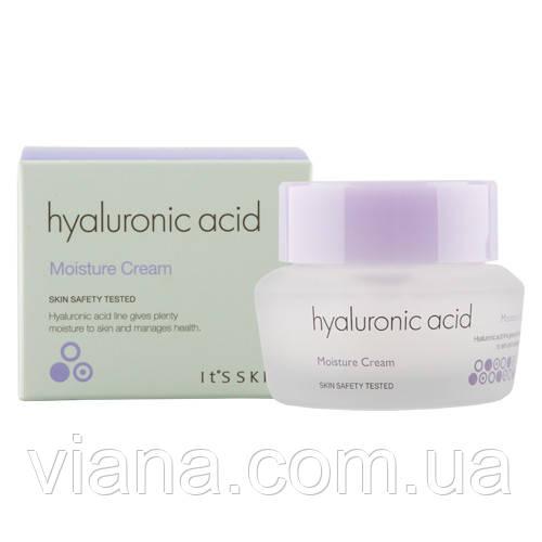 Увлажняющий крем для лица с гиалуроновой кислотой It's Skin Hyaluronic Acid Moisture Cream50 мл