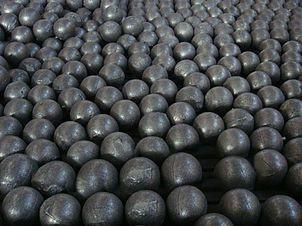 Шары стальные мелющие для шаровых мельниц  ф30мм ДСТУ 3499-97 и ГОСТ 7524-89