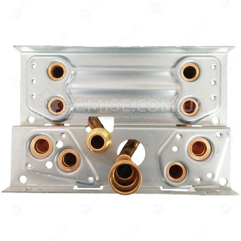 Гидравлическая пластина теплообменника Vaillant TEC turboTEC, atmoTEC, ecoTEC - 0020020014