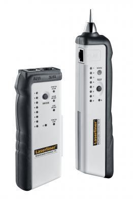 Набор для тестирования LAN/ SAT / TV MultiCable-Checker Laserliner 083.062A
