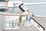 Набор для тестирования LAN/ SAT / TV MultiCable-Checker Laserliner 083.062A, фото 6