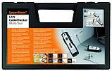 Набор для тестирования LAN/ SAT / TV MultiCable-Checker Laserliner 083.062A, фото 5