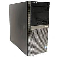 Системний блок, комп'ютер, Intel Core 2 Duo, 2 ядра по 2,4 Ггц, 4 Гб ОЗУ, HDD 0 Гб