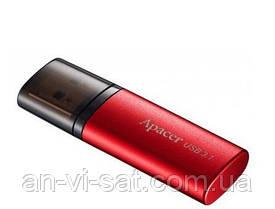 Флешка USB 3.1 Apacer AH25B 64GB Red