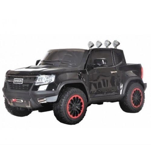 Дитячий електромобіль Chevrolet Style BA602B Чорний