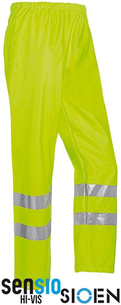 Непромокаемые брюки со светоотражающими лентами SI-COMPTON Польша REIS (RAW POL)