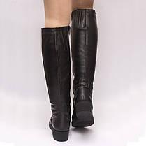 Сапоги кожаные классические 864-30, фото 3