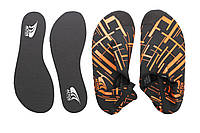 Обувь для плавания спорта йоги Actos Skin Shoes Neo Black размер 41, фото 1