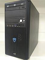 Системний блок, комп'ютер, Intel Core 2 Duo, 2 ядра по 2,4 Ггц, 4 Гб ОЗУ, HDD 250 Гб, відео 1 Гб