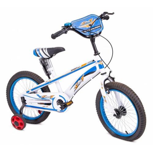 Дитячий двоколісний велосипед колеса 16 дюймів 16-TZ-001