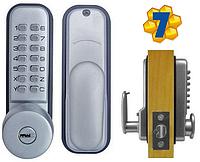 Дверной Кодовый Замок Механический Цифровой Врезной в Дверь для Двери, LOCKER, модель 20-Sk