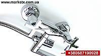 Латунный смеситель для ванны, смеситель для душа двухвентельный, фото 1