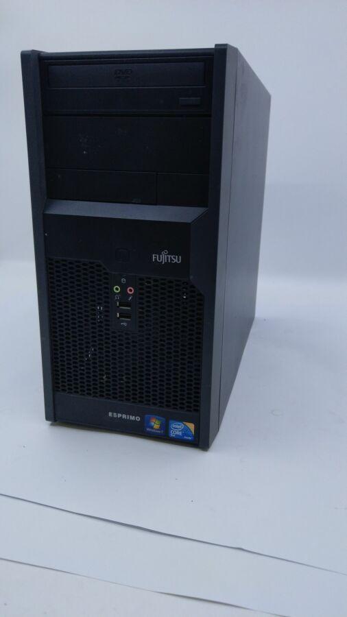Системный блок, компьютер, Intel Core 2 Duo, 2 ядра по 2,4 Ггц, 8 Гб ОЗУ, HDD 250 Гб, видео 1 Гб