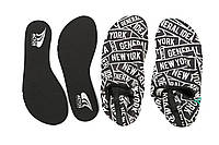 Обувь для плавания спорта йоги Actos Skin Shoes New York Black размер 37-37,5