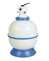Фильтр серии GRANADA с верхним подключением, Kripsol(д. 400 мм)
