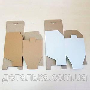 Картонные коробки 60*60*60 мм.