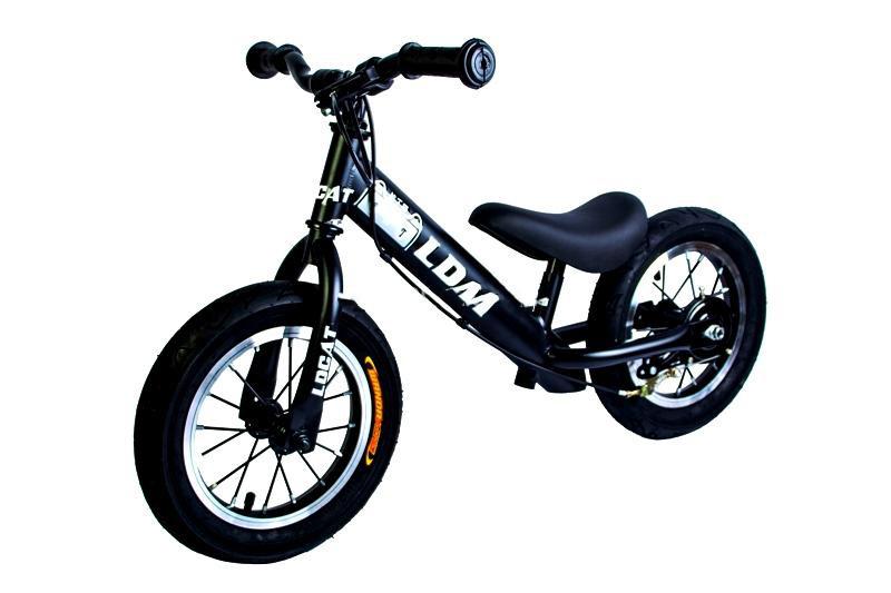 Велобег Logat LDM Black (Дисковый тормоз) Гарантия качества Быстрая доставка