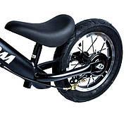 Велобег Logat LDM Black (Дисковый тормоз) Гарантия качества Быстрая доставка, фото 3
