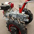 Мотоблок мотор сич МБ-6Э дизель, фото 2
