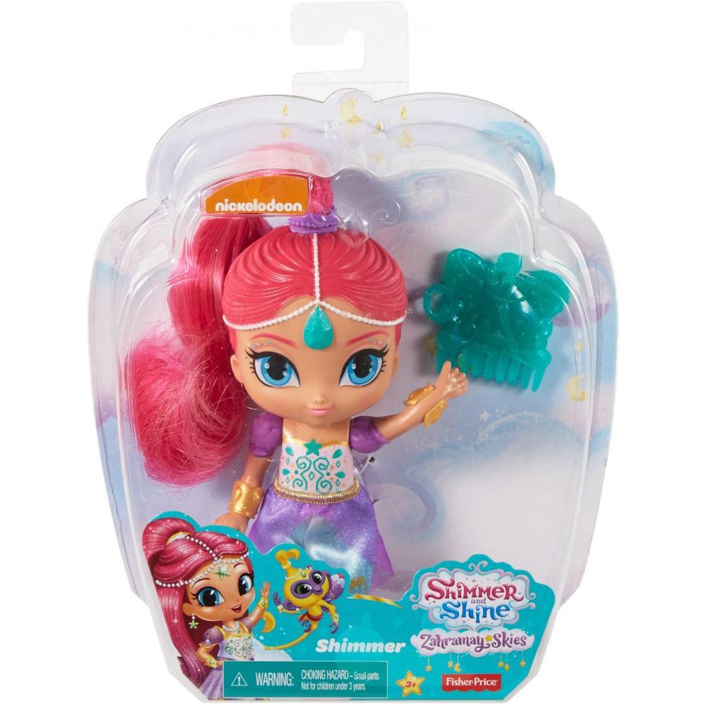 Кукла Джин Шиммер Fisher-Price Nickelodeon Shimmer and Shine