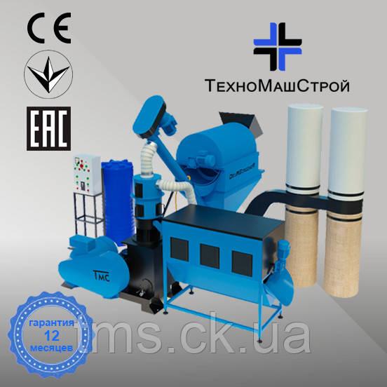 Оборудование для производства пеллет и комбикорма МЛГ-1000 COMBI+ (производительность до 700 кг/час)