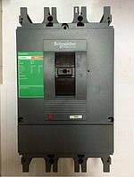 Автомат 3p 350A EZC400 Schneider Electric ezc400n3350N