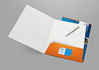 Изготовление папки бумаг
