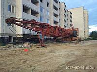 Кран башенный КБ-308 А