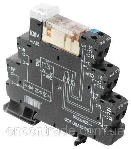 1123490000 Реле TRS 24VDC 2CO WEIDMÜLLER (Е)