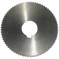Фреза дисковая отрезная ф 80х1.4х22 мм Р6М5 z=48 ГОСТ 2679-93