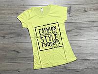 Женская футболка. L- XL размеры.